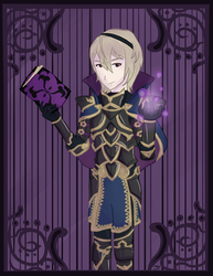 Leo - Fire Emblem Fates by Art-By-Ethera