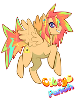 Punch Yo Citrus! by GuroiCandy