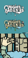 Night Facilities Logo by j3concepts