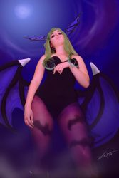 Morrigan by Lavi by sweetchorizo