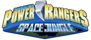 Power Rangers Space  Jungle logo by Bilico86