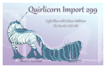 Quirlicorn Import 299 by SWC-arpg