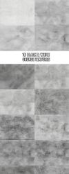 16 Black and White Grunge Textures by flordeneu