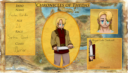 Application to Chronicles of Thedas - Karlon by mimimaddy101