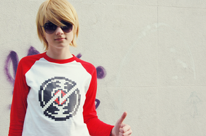 HOMESTUCK: Dave Strider by Lokeva
