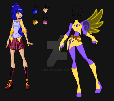 Winx MW OC Auction 5 [SOLD] by KillerGirlFuria