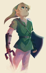 Link-Gift by GalaxyCalotype