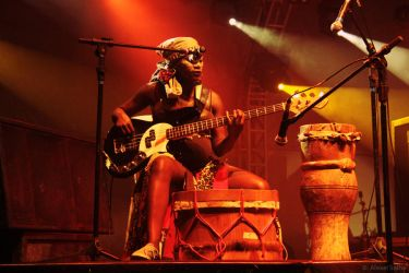 Mama Africa Sets The Groove - I by AlexeiSolha