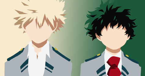 Boku no Hero Academia Wallpaper Without Eyes. by RoMaAg