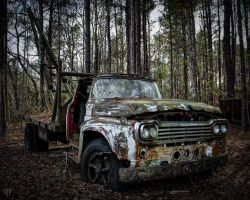 Wrecker Wreck by FabulaPhoto