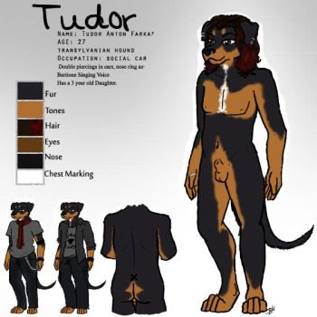 New Boy Tudor Reference by yammyqueen