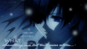 Ciel - Something once lost will never return by KNPRO