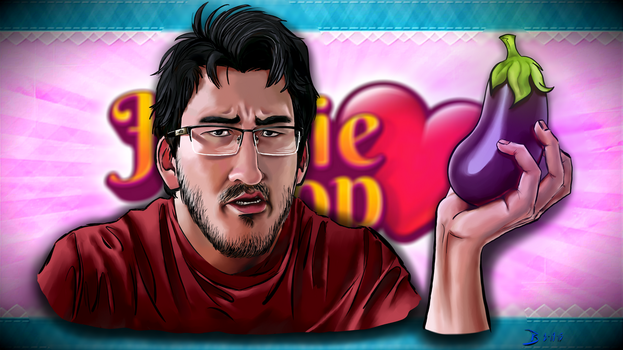 Eggplant... | Markiplier by SimplEagle