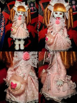 DIY Living Dead Dolls outfit #9 by neoshiki