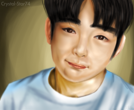 HAPPY JINYOUNG DAY!! (2017) by Crystal-Star74