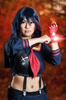 KILL la KILL . Ryuko Matoi V by kazenary