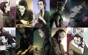 Loki collection by Kibbitzer