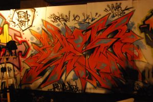 KL HipHop Festival Graff Jam by cydetwo