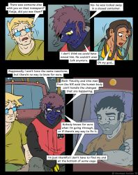Nextuus Page 1126 by NyQuilDreamer