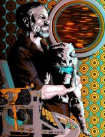 Philip Dick by ROSENFELDTOWN