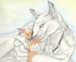 In His Paws by Mudstar-Sibera