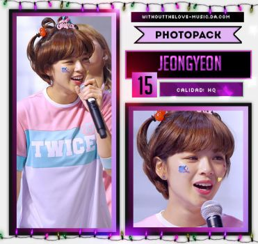 Jeongyeon #4 (Twice) |PHOTOPACK| by WithoutTheLove-Music