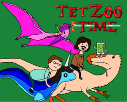 TetZoo Time by Albertonykus