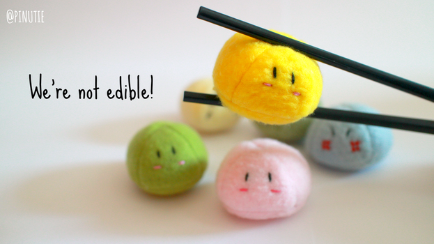 Clannad Dango (For Sale on Etsy) by Pinutie