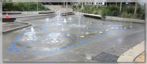 Water Playground Fountain by JohnK222