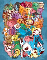 Adventure Time Mashup by jakeliven