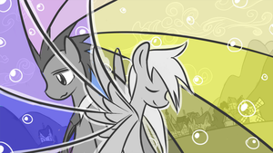 A chance of wind by saturnspace