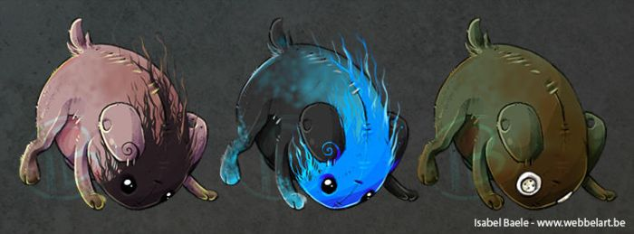 game-art: monster5 by tikopets