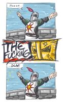 Angry Solaire by GunShad