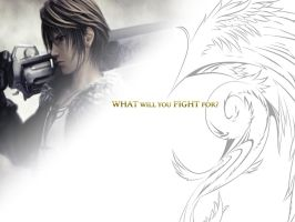 Squall DFF by Demonscar81