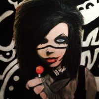 Andy Biersack, Black Veil Brides by Emily-loves-you