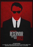 Reservoir Dogs Poster by SamRAW08