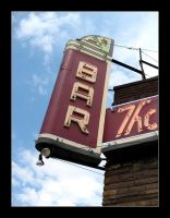 The Bronx Bar by MichelleMarie