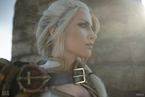 Jaina Proudmoore - Before the Storm 2 by Narga-Lifestream
