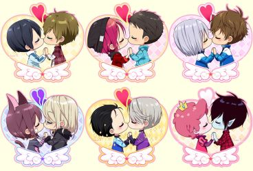 Chibi love by inma