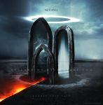 The Portals by neverdying