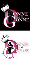 DonneConLeGonne_logo Project by lilithStyle