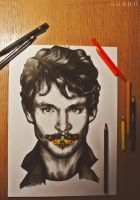 Don't touch Will Graham. by ieroslaugh