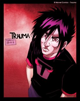 Trauma - only colors by Guidotoon
