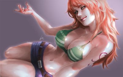 Nami by Overweight-Cat