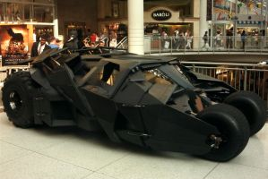 The New Batmobile by Neville6000