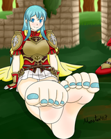 Restoration toes by master417