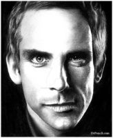Ben Stiller by Doctor-Pencil