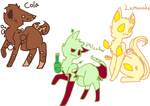 Orbicat Drink Adopts by Meowlotovv