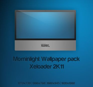 Morninlight - Wallpaper pack by xeloader