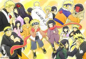 Naruhina - Together by alphey42